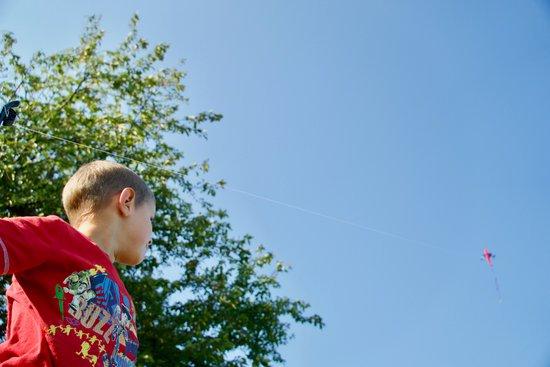 child kite
