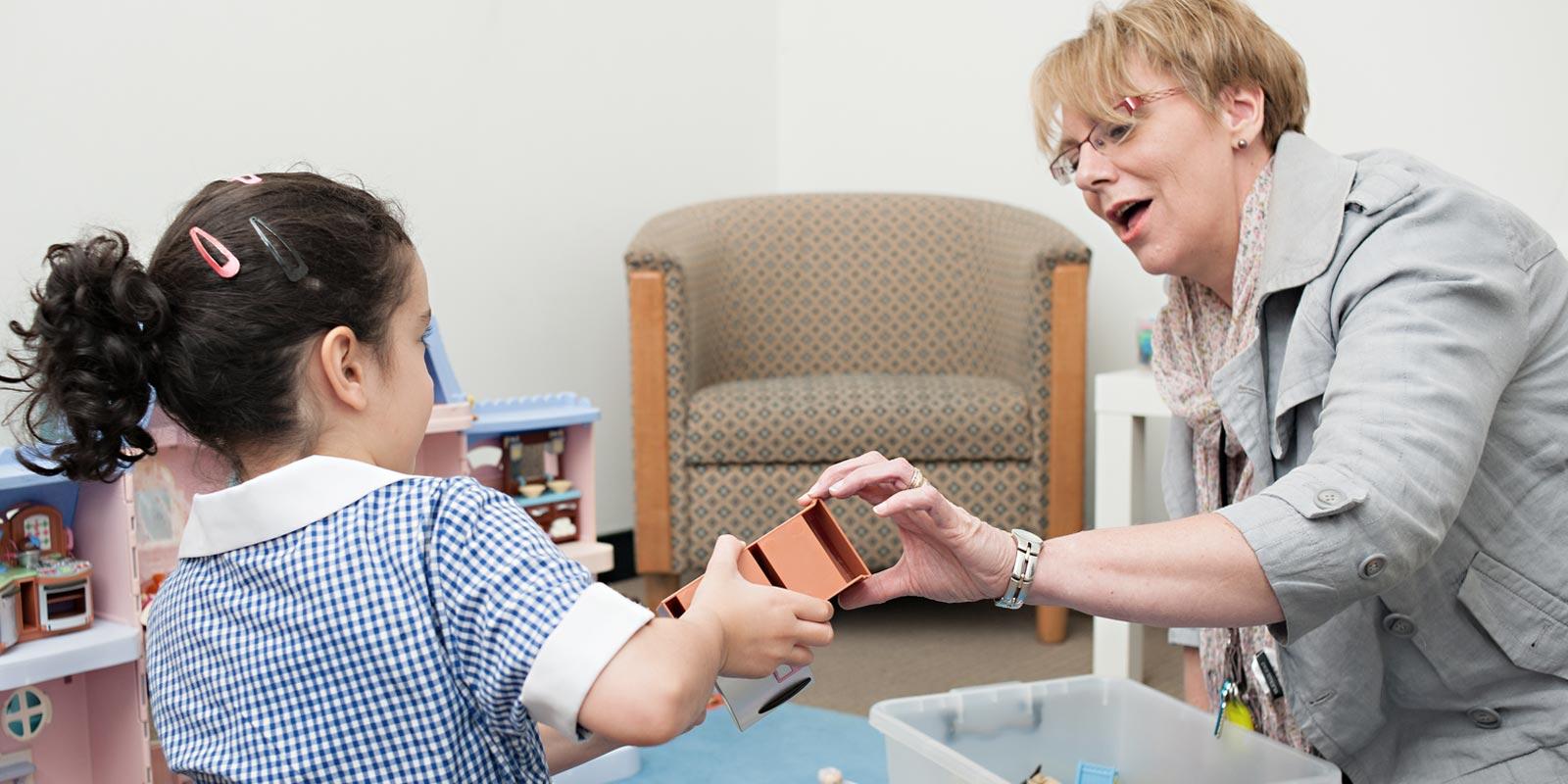 Psychology for children and parents - Sensational Kids